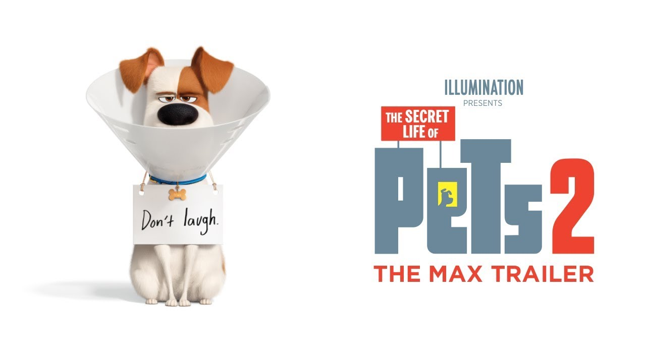 trailer The Secret Life of Pets 2