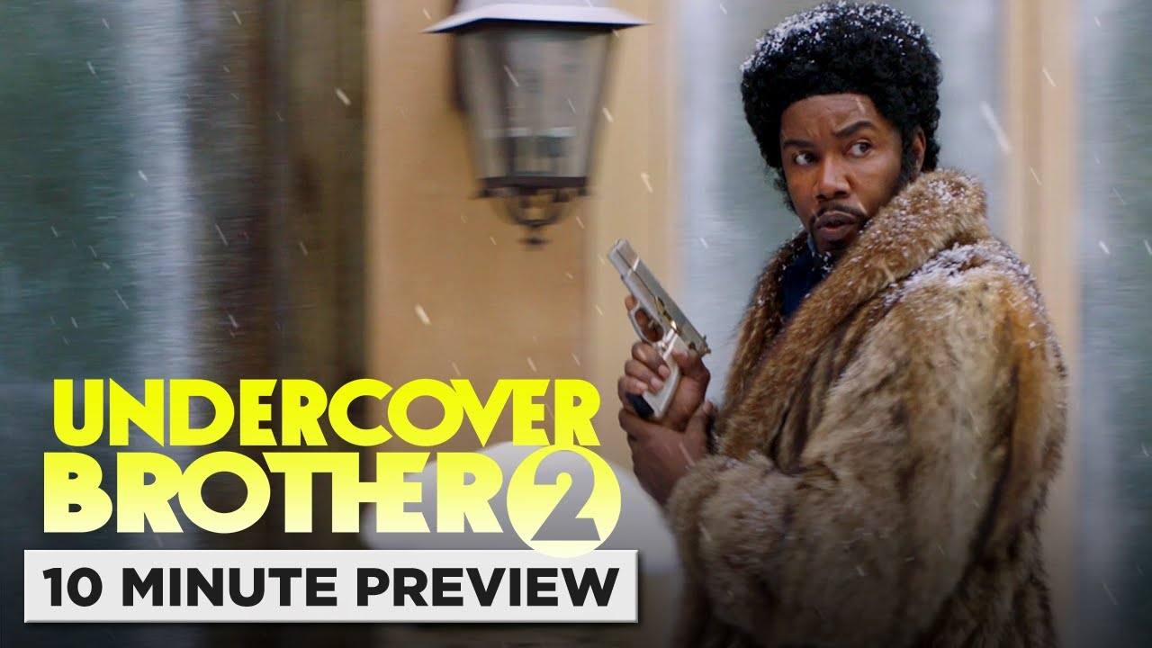 trailer Undercover Brother 2