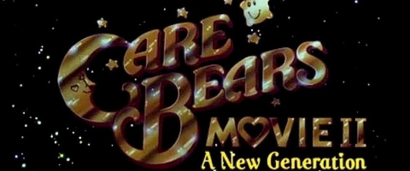 trailer Care Bears Movie II: A New Generation