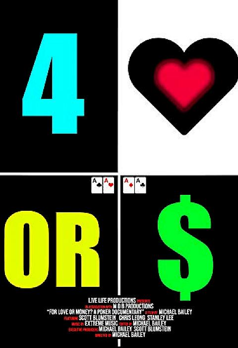 For Love or Money? A Poker Documentary