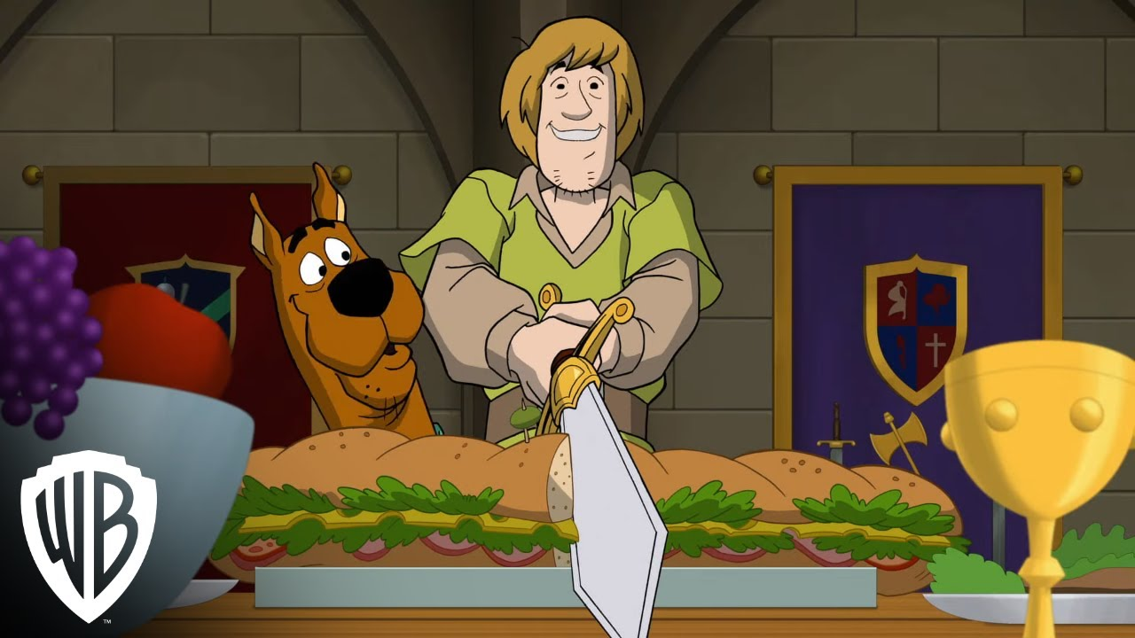 trailer Scooby-Doo! The Sword and the Scoob