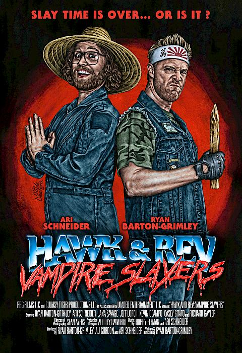 Hawk and Rev: Vampire Slayers