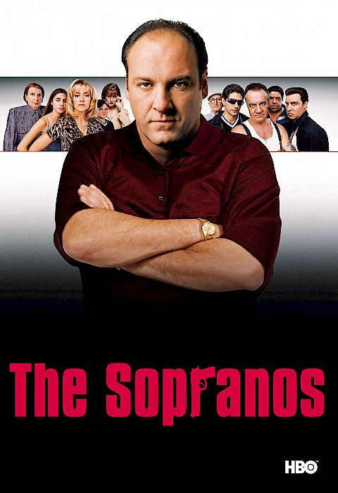 The Sopranos Series 1: disc 4