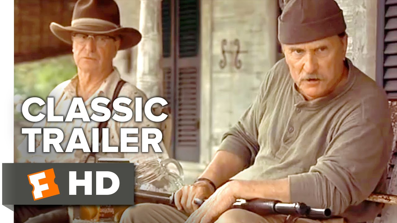 trailer Secondhand Lions