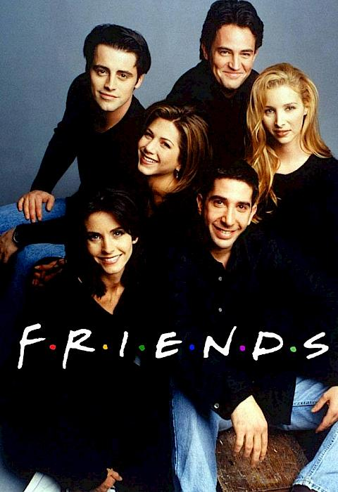 Friends Series 01: 17-24