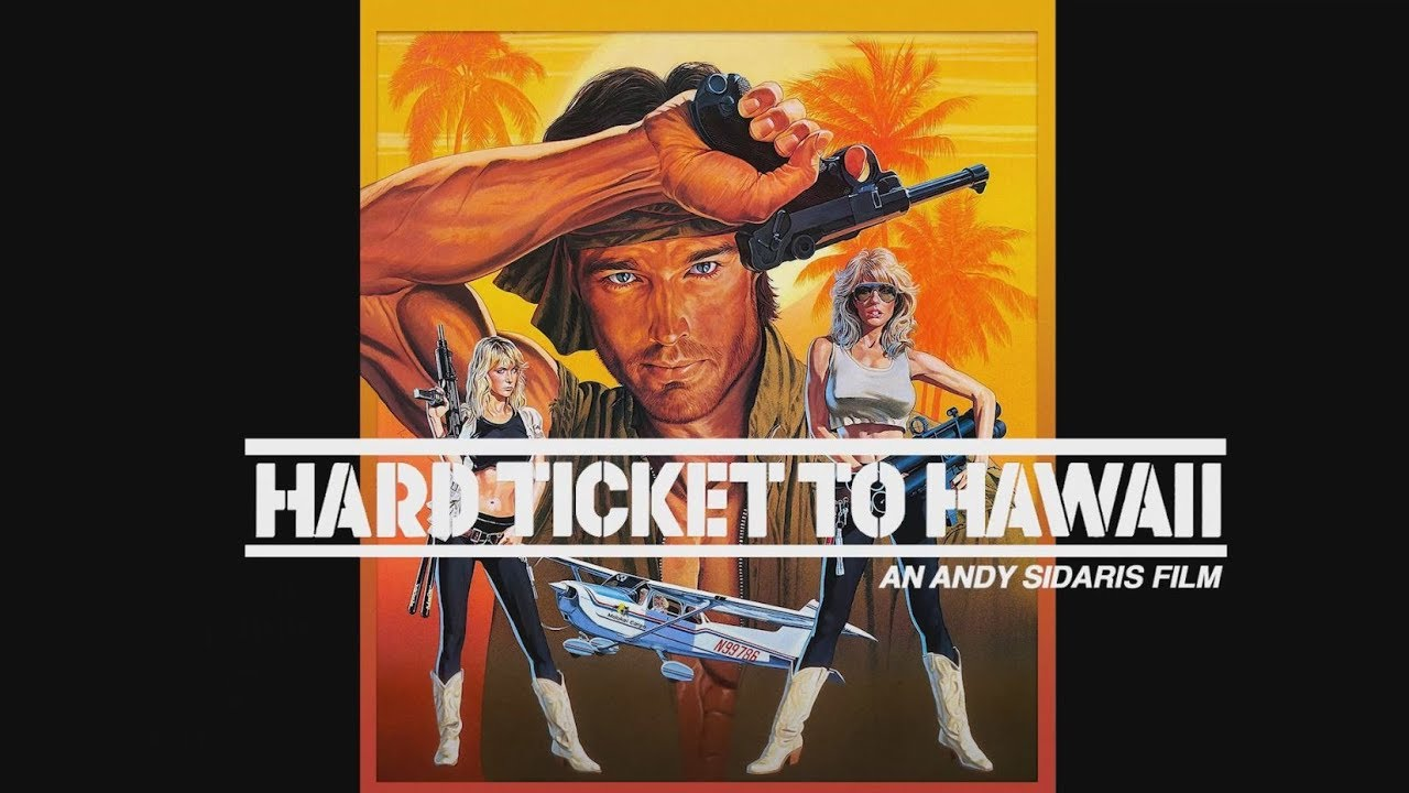 trailer Hard Ticket to Hawaii